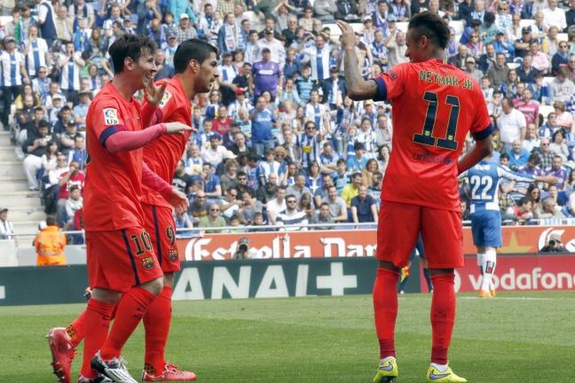 Барселона выиграла каталонское дерби. Упражнения для тренировк