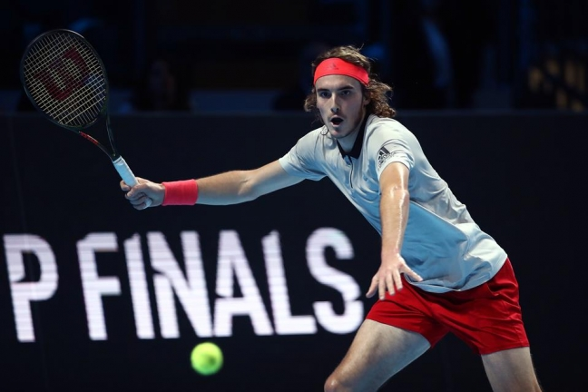 Циципас выиграл турнир Next Gen ATP Finals