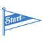 Start, team logo