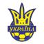 Украина, эмблема команды