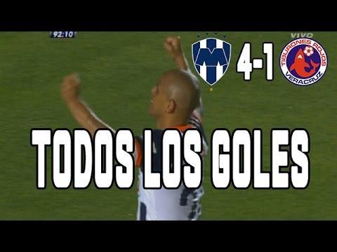 Прогноз матча по футболу Монтеррей - Веракрус