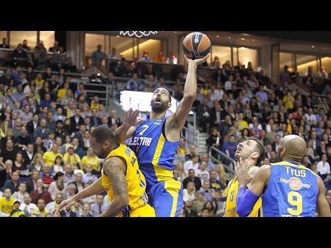 Прогноз матча по баскетболу Альба - Маккаби Тель-Авив