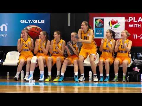 прогноз матча по баскетболу Украина U20 - Германия U20