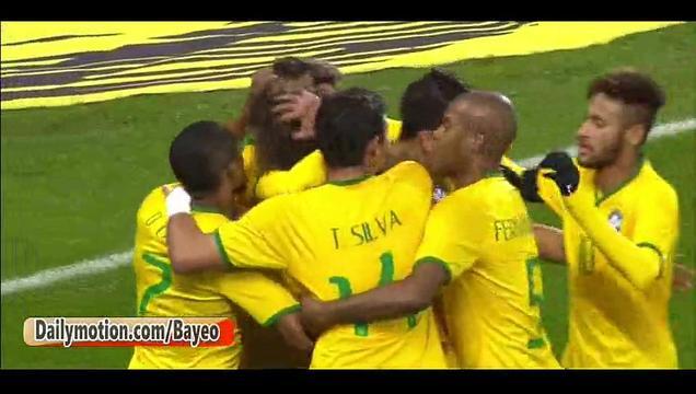сша бразилия голы: