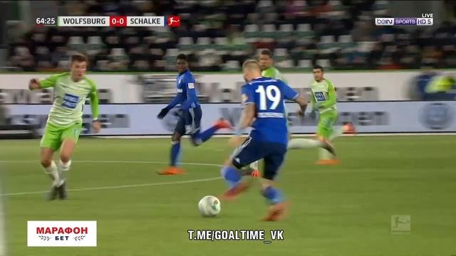 Вольфсбург шальке- 04 видео