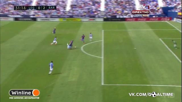 Видео трансляция матча барселона