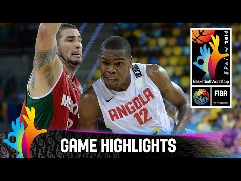 прогноз матча по баскетболу Ангола - Марокко