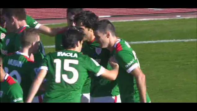 Альмерия — Атлетик, Обзор матча (0:1)