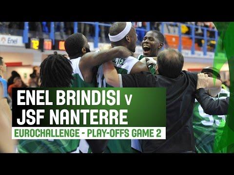 прогноз матча по баскетболу Бриндизи - Нантер
