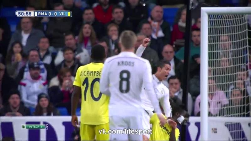 «Вильярреал Реал Мадрид Смотреть Прямую Трансляцию» — 2011