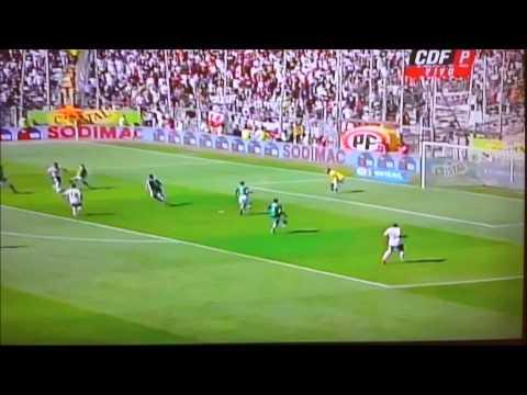 Прогноз матча по футболу Сантьяго Вандерерс - Коло Коло