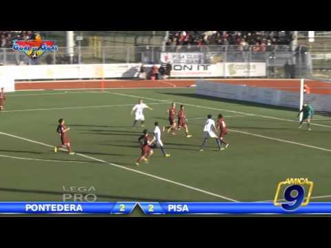 Прогноз матча по футболу Понтедера - Пиза