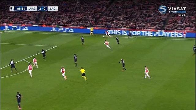 Арсенал динамо загреб обзор матча